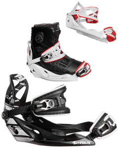Hyperlite System Bindings White (2012)
