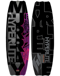 Hyperlite Murray Bio Wakeboard 142 (2012)