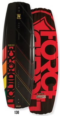 Liquid Force Watson Classic 130 Wakeboard 2012