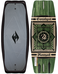 Hyperlite Catalyst Nomad Wakeskate 44 in (2012)