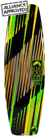 Liquid Force Shane Hybrid 134 Wakeboard 2012