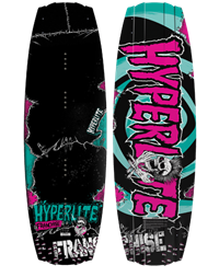 Hyperlite Franchise Wakeboard 142 (2012)