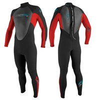 Oneill Reactor Full 3/2mm Wetsuit Youth 3802