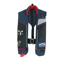 Sospenders Auto/Manual Inflatable Sailing Life Jacket 1443NAV00000
