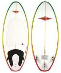 Custom Thruster Wakesurfer 4-6ft by Liquid Force 2011