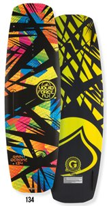 Liquid Force FLX Hybrid 134 Wakeboard 2012