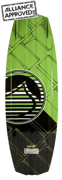 Liquid Force Harley 139 Wakeboard 2012