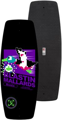 Ronix Electric Collective 41in Wakeskate 2011