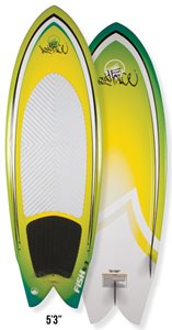 Liquid Force Fish 5-3 Wakesurf (2012)