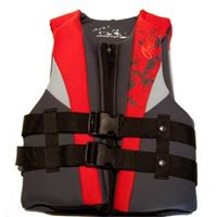 Oneill Youth Neoprene Vest 50-90lb USCG 3794