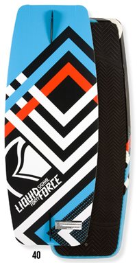 Liquid Force Signal Wakeskate 40in (2012)