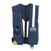 Sospenders Manual Inflatable Life Jacket 33gram 1189NAV00000