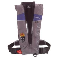 Sospenders Auto/Manual Inflatable Life Jacket Grey 2000004048