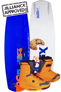 Ronix Bill Wakeboard 142 w/ Frank Boot 2012
