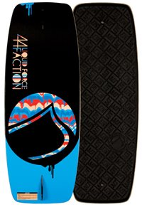 Faction Wakeskate 44in by Liquid Force 2011