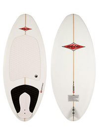 Custom Wakesurfer 4.2ft by Liquid Force 2011