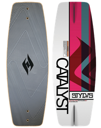 Hyperlite Catalyst Stylus  Wakeskate 41 in (2012)