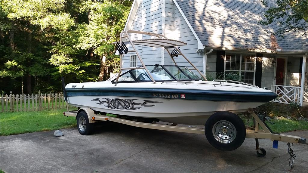 1997 Malibu Sunsetter V-Drive Open Bow For Sale in Durham
