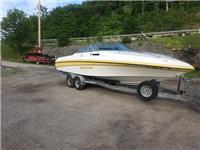 1991 Maristar 240 SC