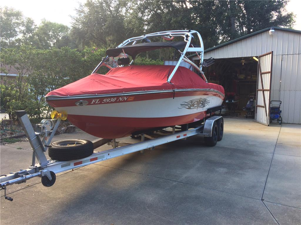 2007 Nautique 236 Team edition Correct Craft For Sale in Sanford
