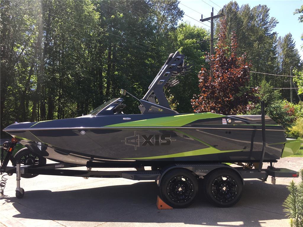 2017 Axis / Malibu A20 Wakeboard / Wakesurf Boat For Sale in