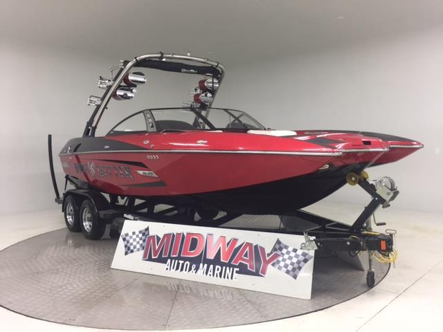 2012 Malibu 22MXZ  555HP Supercharged! Certified Pre-owned