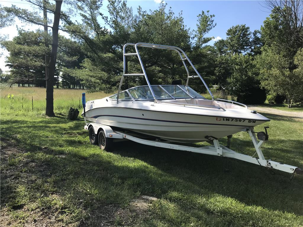 1995 Mastercraft Maristar 225 VRS For Sale in Westfield, Indiana