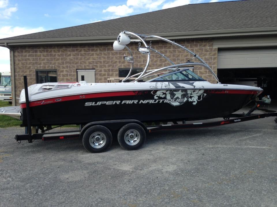 2008 Super Air Nautique 230 Te For Sale In Canandaigua