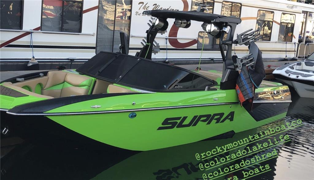 Supra Boats For Sale >> 2018 Supra Sl 550 Dealer Demo Team Boat For Sale In Parker