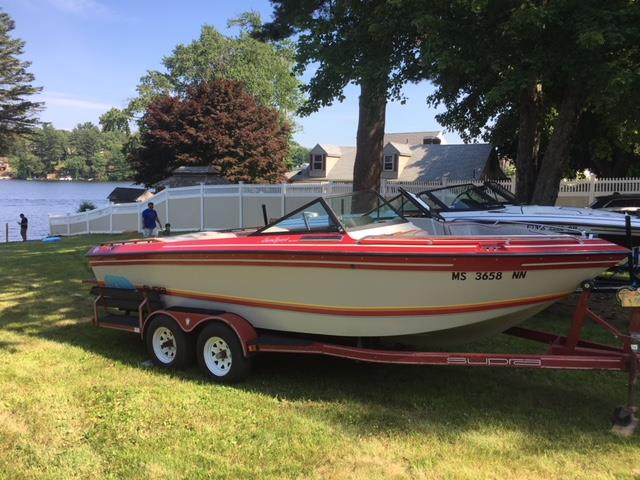 1987 Supra Sunsport Skier For Sale in East Brookfield