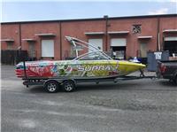 2012 Supra 242 Sunsport For Sale in Charlotte, North Carolina