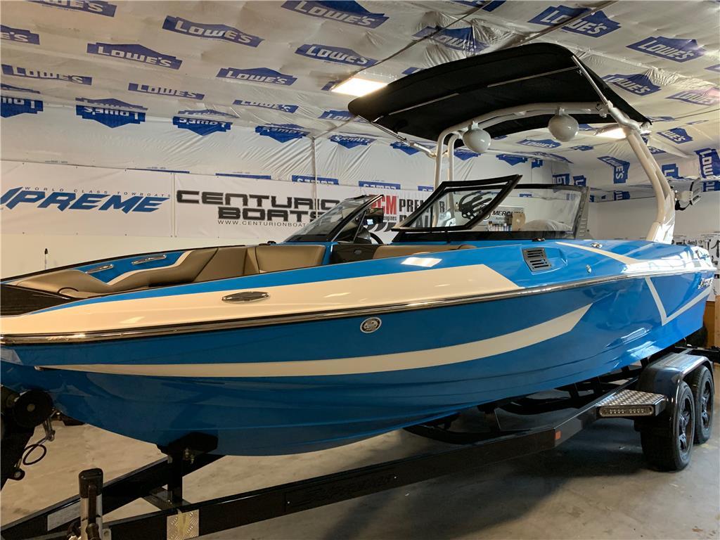 2020 Supreme Boats S238