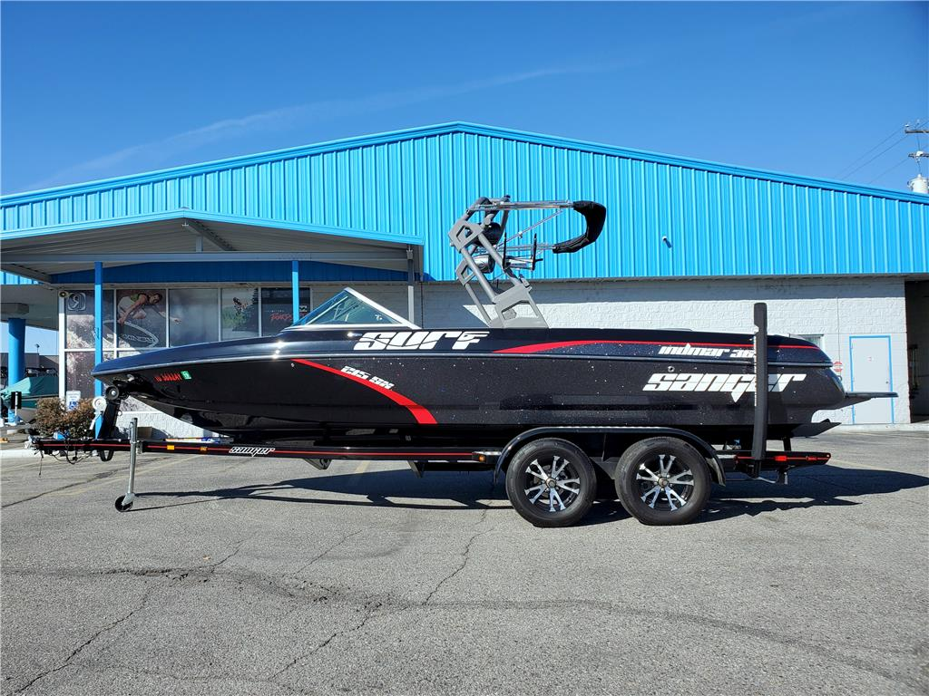 2018 Sanger V215 SX - WINTER CLOSEOUT PRICING!!