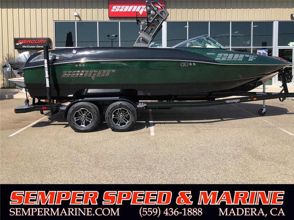 2020 Sanger Boats 231 SL STOCK# 152G