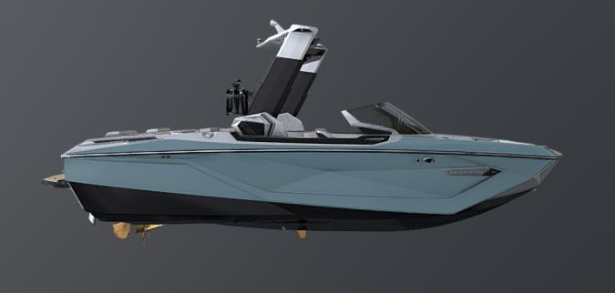 2020 Super Air Nautique G23 - Paragon