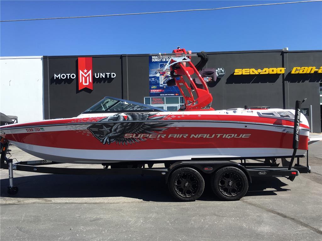 2011 Super Air Nautique 230 W/450 hp