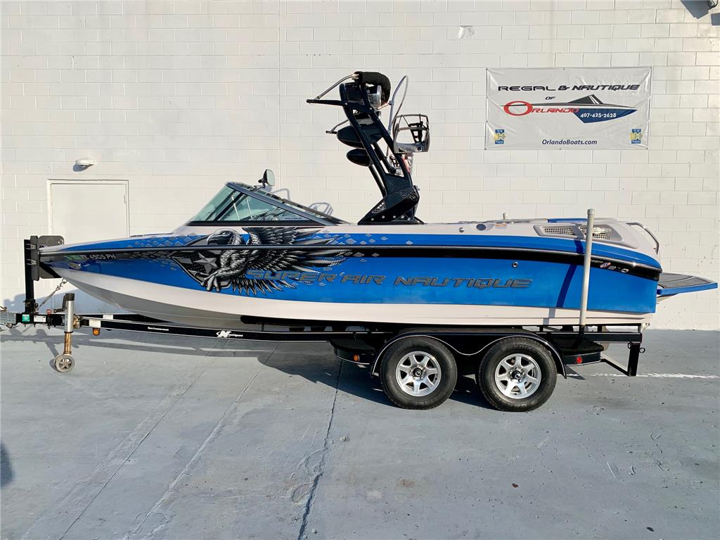 Used Ski Boats, Malibu Boats, Mastercraft Boats, Ski Nautique