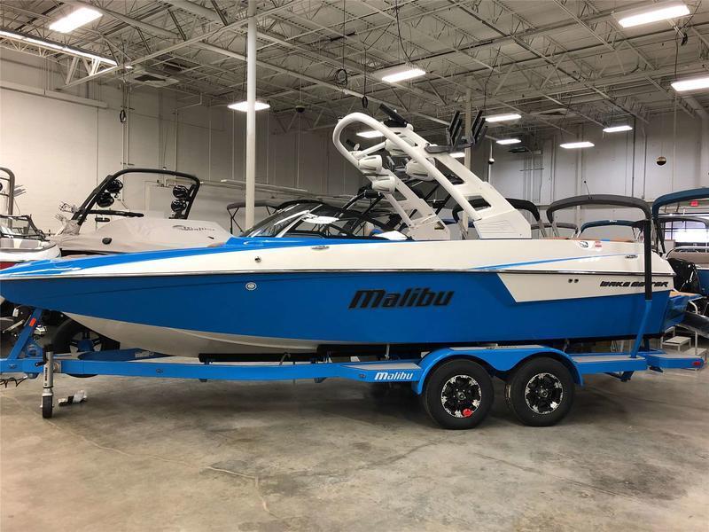 2019 Malibu Boats 22 MXZ