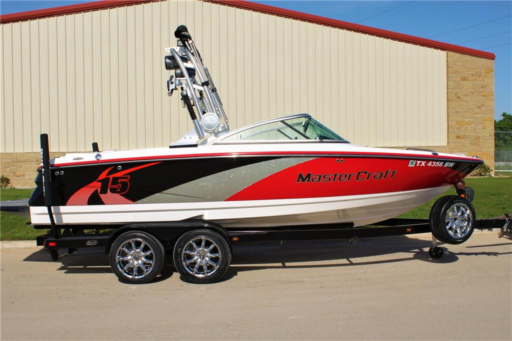2012 Mastercraft X-15! Loaded with options & includes trailer! Only 276hrs!
