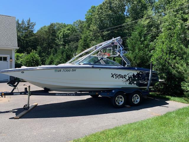 2007 MasterCraft X-STAR for sale - Perfect Condition, Only 190 Hours