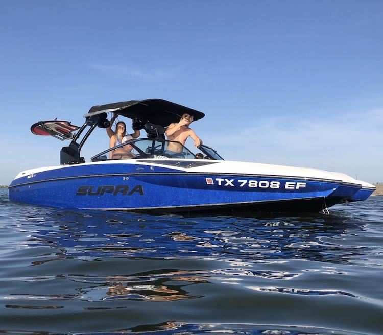 2014 Supra SA350 For Sale in Prosper, Texas