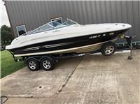 SeaRay 200 sun deck