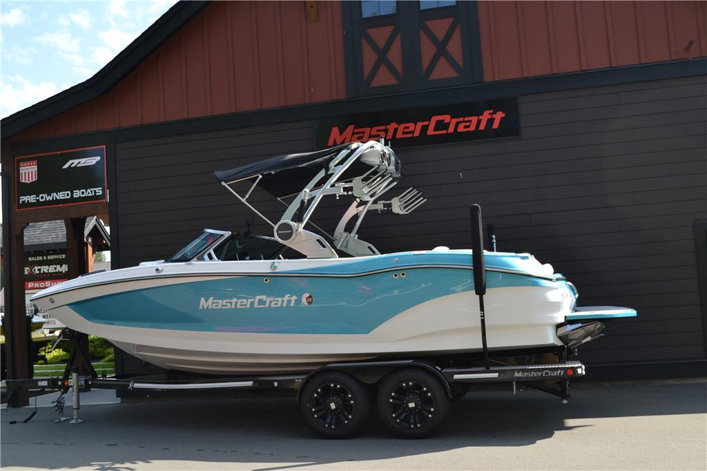 2019 Mastercraft X22 Only 11 Hours!!