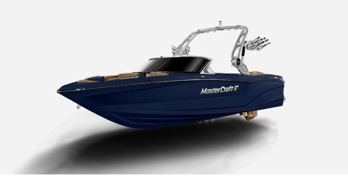 2021 MasterCraft XT21