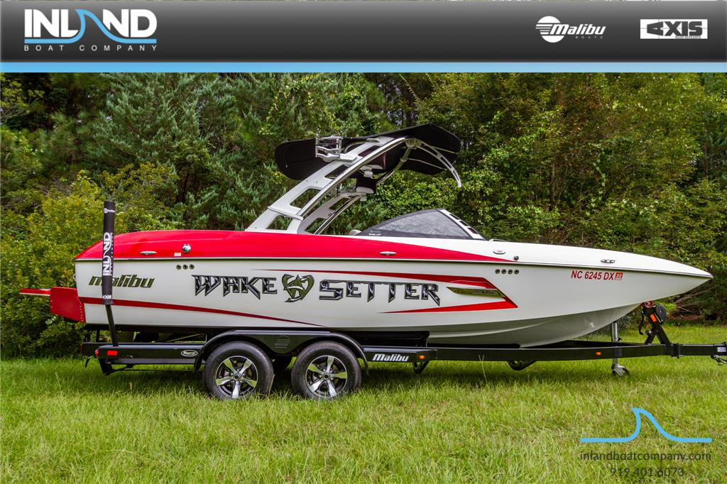 2013 Malibu Boats Wakesetter 22 MXZ