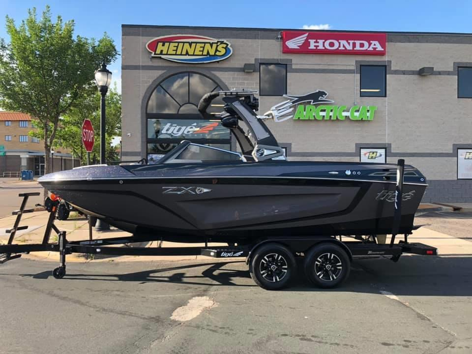 2019 TIGE ZX1! Perfect condition! Only 79 hours! Fully loaded and USA delivery is available!