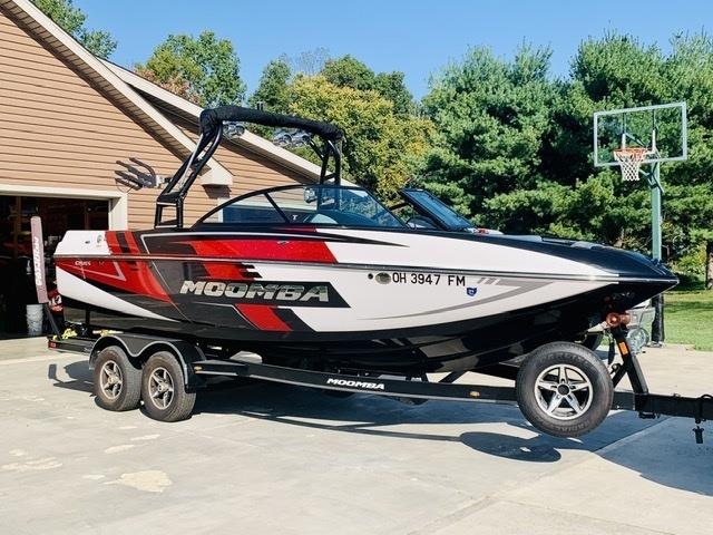 Moomba 2016 for sale
