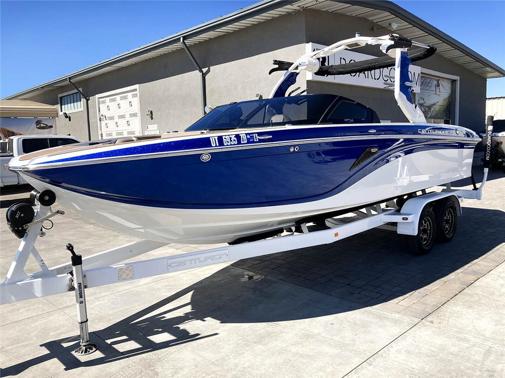 2020 Centurion Vi24 - Blue Flake / White - $579/mo.