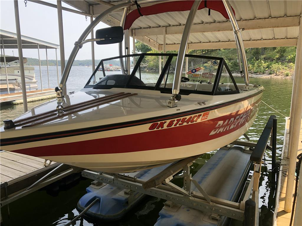 1991 Nautique Excel - only 515 hours