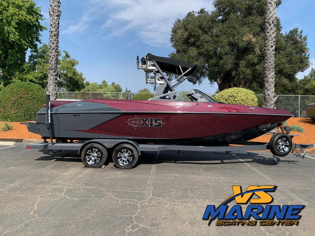2018 Axis Wake Research A24